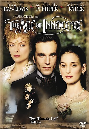 The Age of Innocence cover
