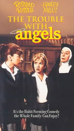 Trouble With Angels [VHS]