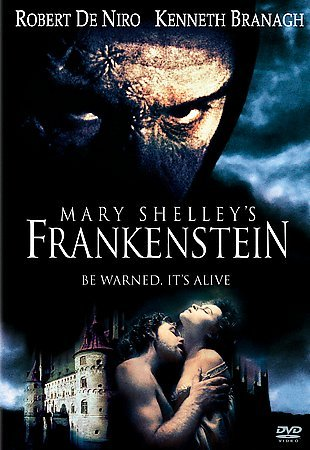 Mary Shelley's Frankenstein cover
