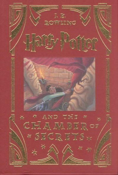 Harry Potter and the Chamber of Secrets (Book 2, Collector's Edition) cover