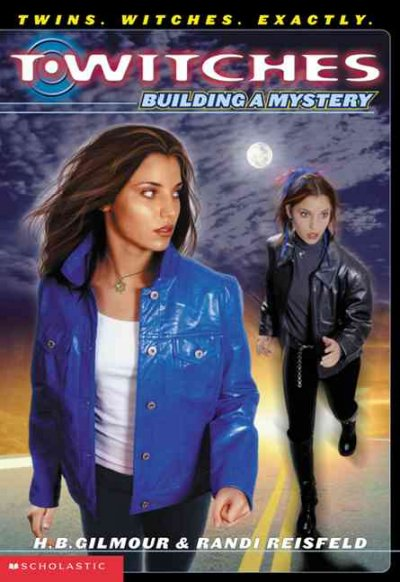 Building A Mystery (Twitches #2)