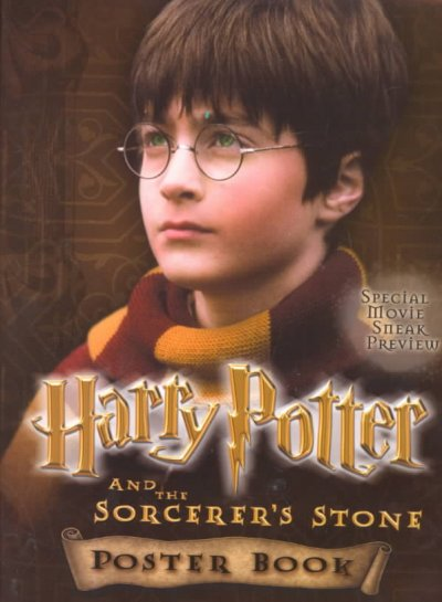 Harry Potter Poster Book cover