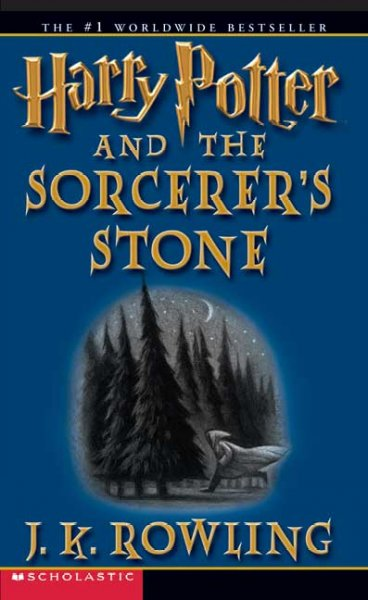 Harry Potter And The Sorcerer's Stone (mm) cover