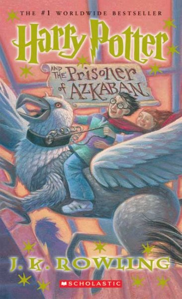 Harry Potter and the Prisoner of Azkaban (Book 3) cover