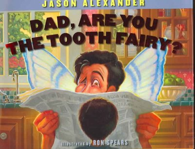 Dad, Are You The Tooth Fairy? cover