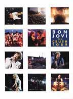 Island Bon Jovi The Crush Tour - DVD cover