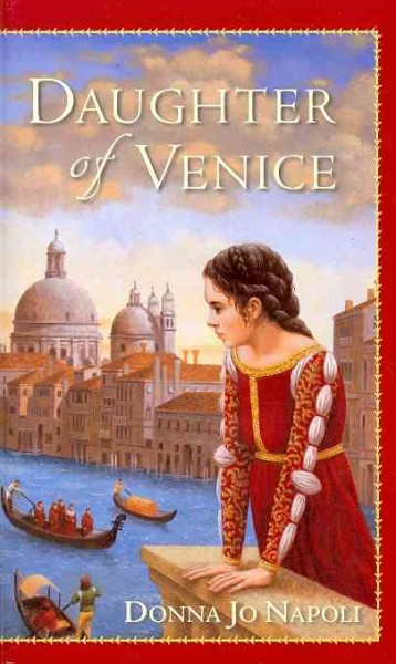 Daughter of Venice cover