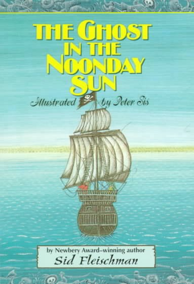 The Ghost in the Noonday Sun cover