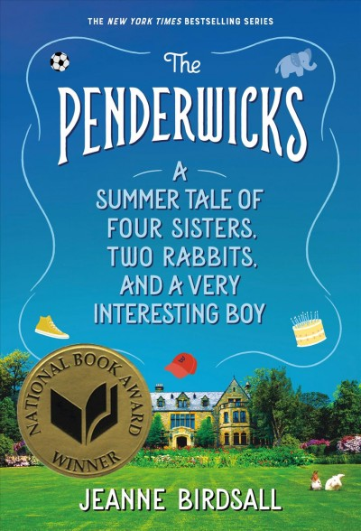 The Penderwicks: A Summer Tale of Four Sisters, Two Rabbits, and a Very Interesting Boy cover