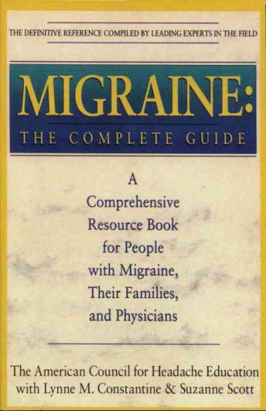 Migraine: The Complete Guide cover