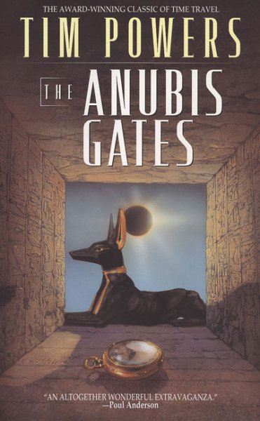 The Anubis Gates (Ace Science Fiction) cover