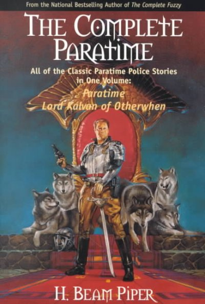 The Complete Paratime cover