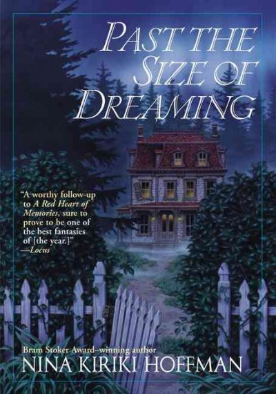 Past the Size of Dreaming cover