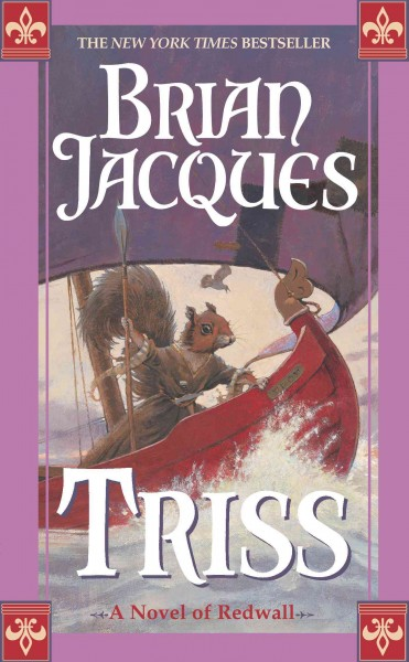 Triss (Redwall) cover