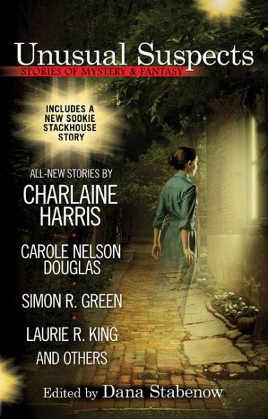 Unusual Suspects: Stories of Mystery & Fantasy cover
