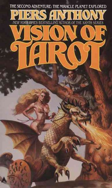 Vision of Tarot cover