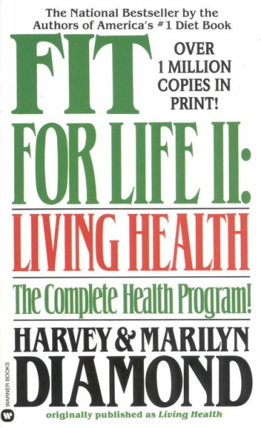 Fit for Life II cover