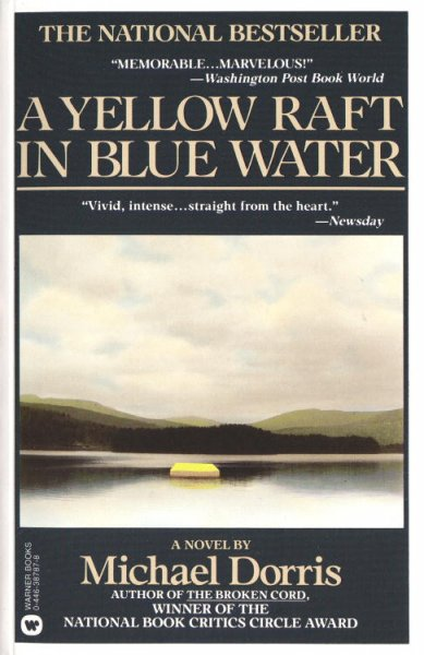 A Yellow Raft in Blue Water cover