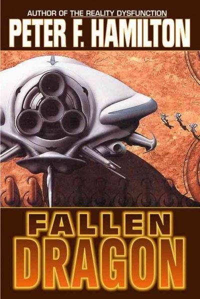 Fallen Dragon cover