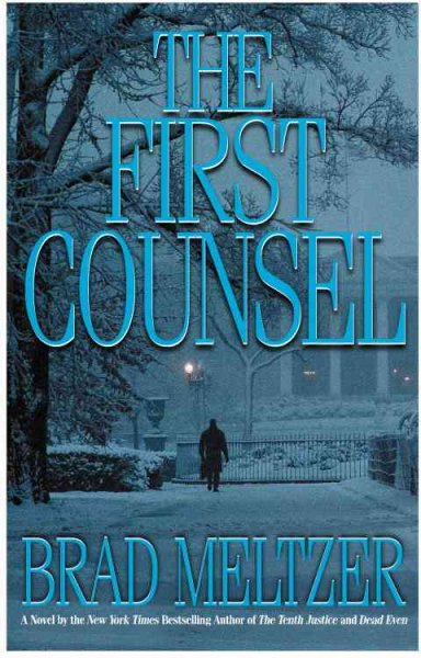 The First Counsel cover