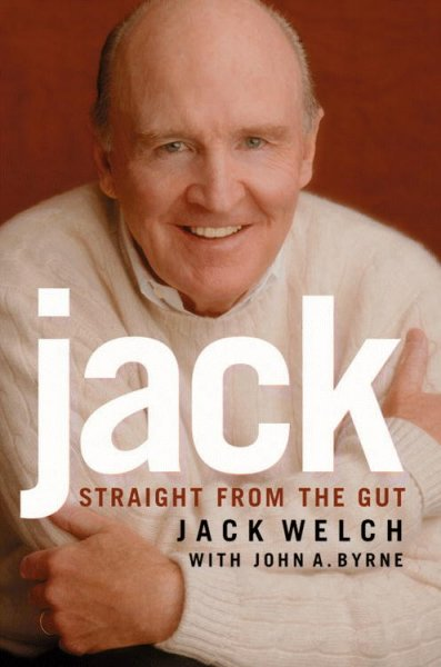 Jack: Straight from the Gut cover