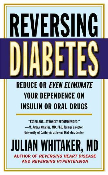 Reversing Diabetes cover