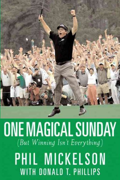 One Magical Sunday: (But Winning Isn't Everything) cover