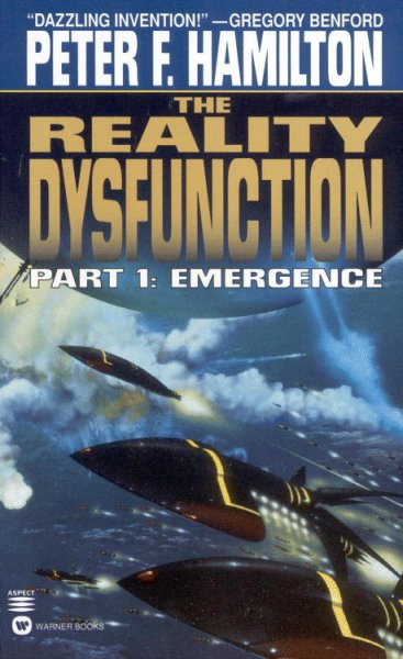 The Reality Dysfunction: Emergence - Part I cover