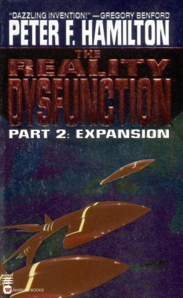 The Reality Dysfunction: Expansion - Part II (Part 2) cover