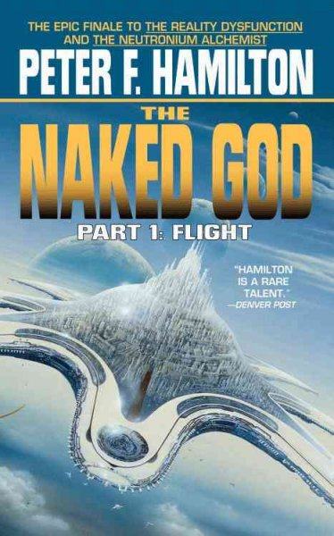 The Naked God, Part 1: Flight cover