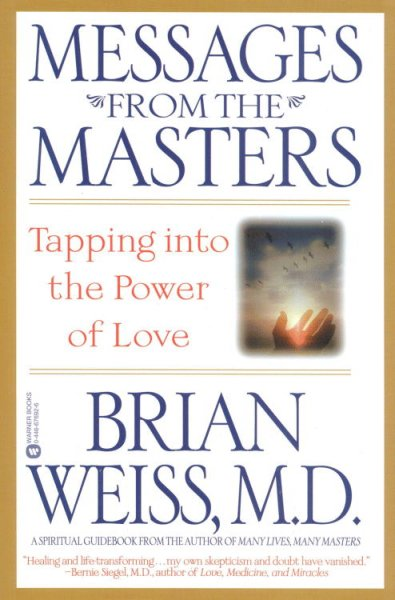 Messages from the Masters: Tapping into the Power of Love cover