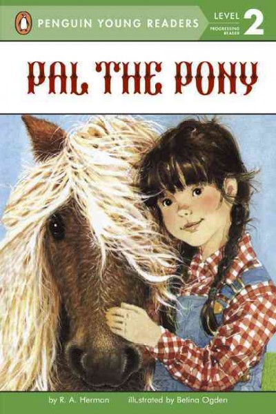 Pal the Pony (Penguin Young Readers, Level 2) cover
