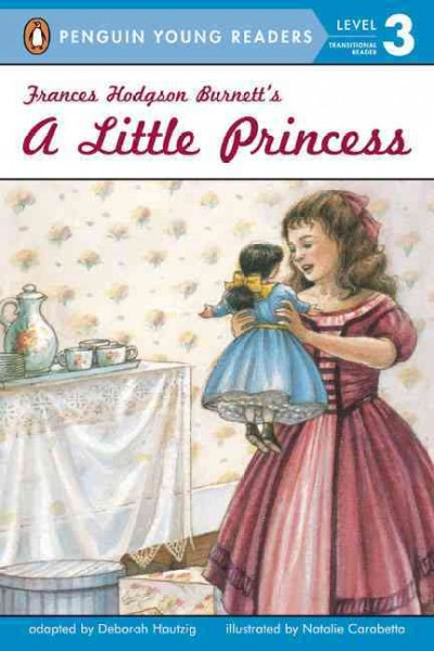A Little Princess (All Aboard Reading, Level 3, Grades 2-3) cover