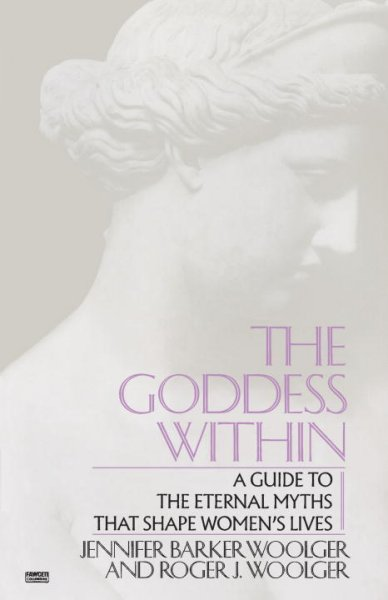 The Goddess Within cover