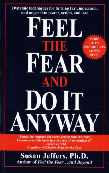 Feel the Fear and Do It Anyway cover