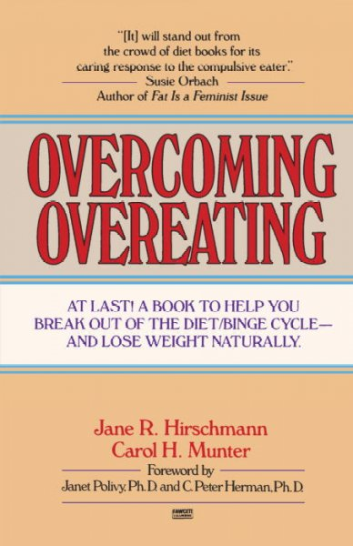 Overcoming Overeating cover