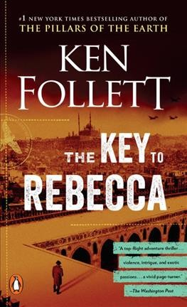 The Key to Rebecca cover