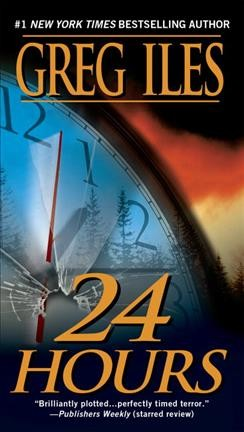 24 Hours: A Suspense Thriller cover