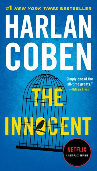 The Innocent: A Suspense Thriller cover