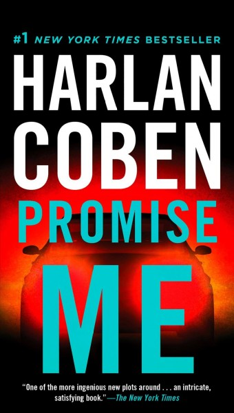 Promise Me (Myron Bolitar, No. 8) cover