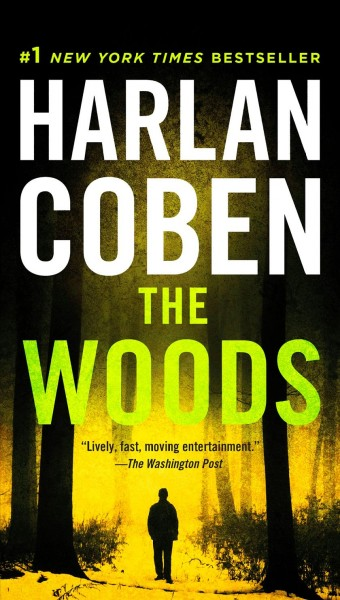 The Woods: A Suspense Thriller cover