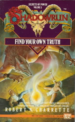 Find Your Own Truth (Shadowrun) cover