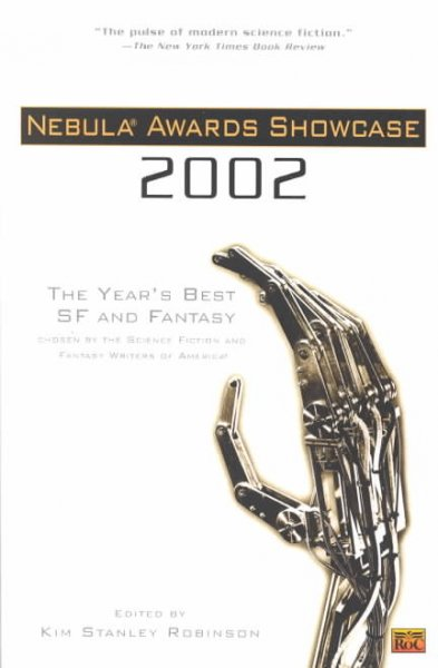 Nebula Awards Showcase 2002 cover