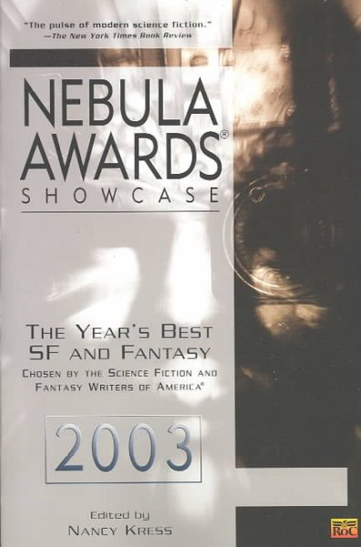 Nebula Awards Showcase 2003 cover