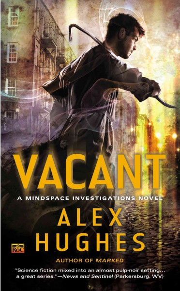 Vacant (Mindspace Investigations) cover