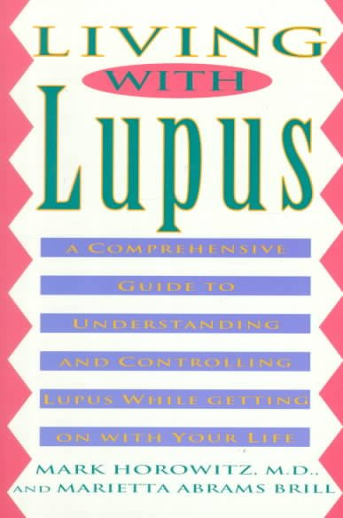 Living with Lupus cover