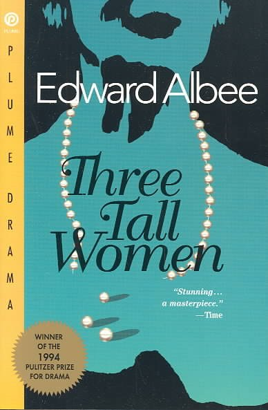 Three Tall Women cover