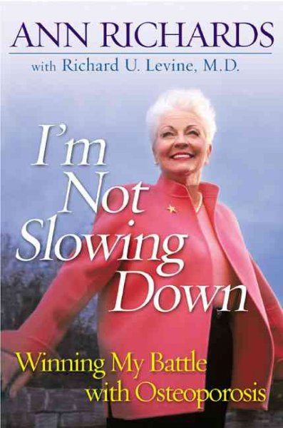 I'm Not Slowing Down cover