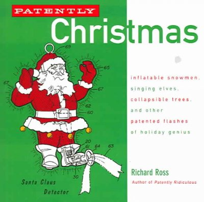 Patently Christmas cover