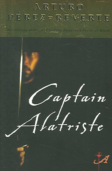 Captain Alatriste cover